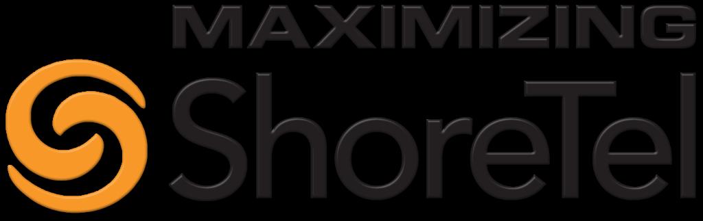 Maximizing ShoreTel Logo