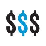 Dollar Signs Icon