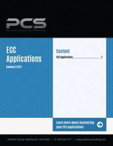 ECC Applications Cover