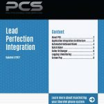Lead Perfection Integration Cover