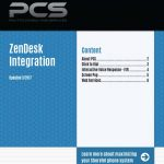 Zendesk Integration Cover