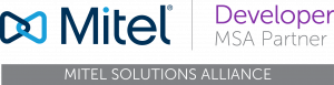 Mitel Solutions Alliance - Developer Partner