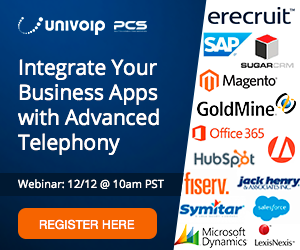 Webinar Integrate Business Applications with Telephony to Boost Customer Experience